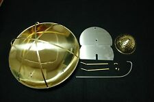 Dome heater and Reflector for SVEA, Optimus, Primus, Radius Stove
