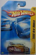2008 Hot Wheels New Models Canyon Carver 10/40 (Gold Version)