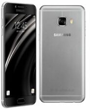 New Samsung Galaxy C5 SM-C5000 Duos Grey 5.2'' 16MP  (FACTORY UNLOCKED) 32GB