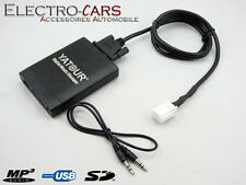 INTERFACE MP3 USB AUDIO AUTORADIO COMPATIBLE LEXUS RX 400H 2004 - 2009
