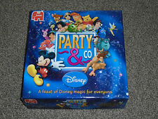 PARTY & Co GAME : DISNEY EDITION By JUMBO - IN VGC (FREE UK P&P)