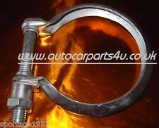 BUY FRONT CAT TO MANIFOLD EXHAUST CLAMP TO FIT PEUGEOT 206 2.0i 16V GTi S