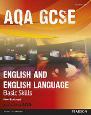 AQA GCSE English and English Language Student Book: Improve Basic Skills (AQA GC