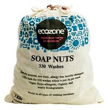 Soap Nuts | Eco Washing Powder | 1kg Soap Nuts Bag 330 Clothes Washes
