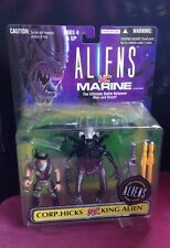 Aliens Vs Marine Corp. Hicks vs King Alien 10th Anniversary