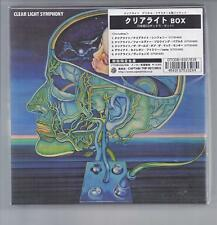 Clearlight complete 5 JAPAN MINI LP CD Clear Light Symphony PROMO BOX SET NEW