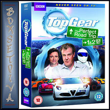 TOP GEAR - PERFECT ROAD TRIP 1 & 2 ** BRAND NEW DVD***