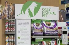 Only Natural Pet RAW Turkey Dehydrated Food- 4 Single NEW Trial Size Packets