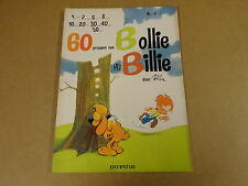 STRIP / BOLLIE & BILLIE N° 4 - 60 GRAPPEN VAN BOLLIE EN BILLIE