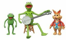 The Muppets Diamond Select Figures – Kermit, Bean and Robin SEP158427