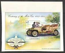 Lesotho 1985 Vintage Car/Transport imperf m/s (s1866a)