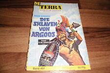 TERRA   # 451 -- SKLAVEN von ARGOOS // Kampf in der Galaxis  2 Hans Kneifel 1966