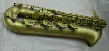 Professional Eastern music brand New Antique Baritone Saxophone with case