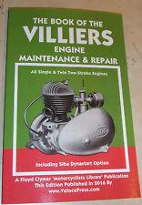 VILLIERS 35A 36A 37A 1H 2H 1E 2E 3E 5E 6E 7E 8E 9E 10E 11E 1F ENGINE MANUAL  60s