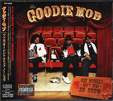 Goodie Mob - One Monkey Don't Stop No Show Japan CD-NEW
