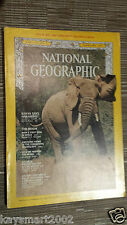 National Geographic THE MOON - MAN'S FIRST GOAL IN SPACE, Feb.1969 Vol:135  No 2