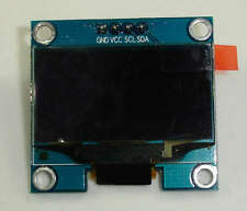 "1.3"" 128*64 OLED Display IIC I2C White Blanco"