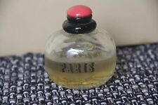 YVES SAINT LAURENT PERFUME SPLASH VINTAGE PARIS 2.5 OZ 75ML WOMEN OLD STOCK 60%
