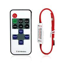 For 5050 3528 LED Strip Mini LED Controller Dimmer + RF Wireless Remote Control