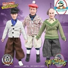 The Three Stooges 8 Inch Figures: Set of all 3 Three Little Beers