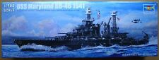 TRUMPETER® 05769 USS Maryland BB-46 1941 in 1:700