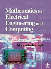 Mathematics for Electrical Engineering and Computing, Mary Attenborough, Good Bo