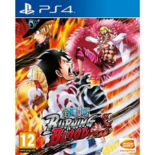 One Piece Burning Blood PS4 Game Brand New
