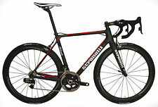 L 56 STRADALLI BITONTO CARBON FIBER ROAD BIKE BICYCLE SRAM RED ETAP 22 11 SPEED
