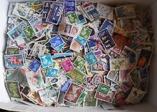 100 grams, All GB Stamps Collection Mixture. Off Paper Lot 2