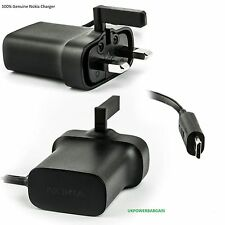 GENUINE NOKIA MAINS WALL CHARGER FOR LUMIA 625 630 635 720 730 Microsoft 105