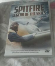 SPITFIRE.LEGEND OF THE SKIES.RARE DVD.