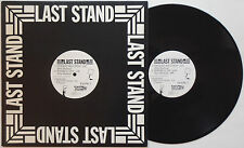 "Last Stand - Violent Solution 12"" EP Classic Ruins Nervous Eaters Dogmatics Punk"