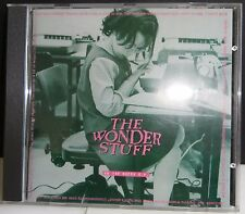 THE WONDER STUFF - ON THE ROPES EP - CD SINGLE
