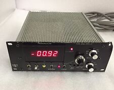 MKS Instruments 270A Pressure Flow Display Controller  w/ Power Cord & Cable