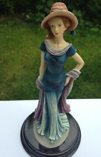 Leonardo collection elegant Lady figurine