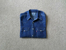 ORIGINAL VINTAGE LEVI SHIRT - NEW WITHOUT TAGS - SMALL