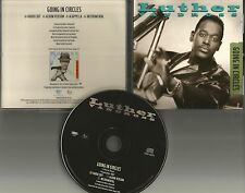 LUTHER VANDROSS Going in Circles INSTRUMENTAL & ACAPELLA & EDIT PROMO CD Single