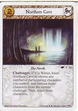 3 x Northern Cave AGoT LCG 1.0 Game of Thrones The Winds of Winter 36