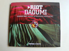 clément RIOT : DAOUMI - IN MEMORIAM LOUISE MICHEL - CD ACOUSMATIC MOTUS INTEXTO