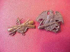 ORIGINAL SPANISH AMERICAN WAR VETERANS MEDAL PARTS