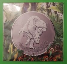 2016 Canada $20 Fine Silver Coin - Tyrannosaurus Rex Mint Sealed Package