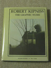 The Graphic Work by Robert Kipniss, Signed First Edition