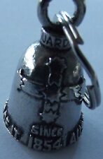 Guardian biker bell Australian and proud of it.  -- Eureka flag --  E010101