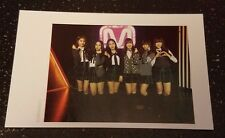 GFRIEND MWAVE Exclusive Photocard (polaroid style) limited Snowflake Version B