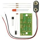 Transistor Switch Project Electronics Kit Temp. Sensor Learning Demonstration