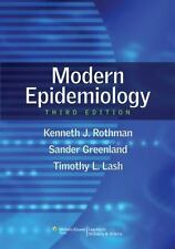 Modern Epidemiology by Timothy L. Lash, Kenneth J. Rothman and Sander...