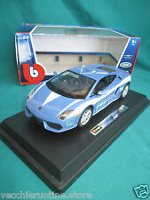 BBURAGO BURAGO SECURITY TEAM 1/24 LAMBORGHINI GALLARDO LP560-4 POLIZIA POLICE