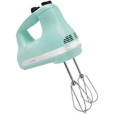 Kitchen Aid Ultra Power 5-Speed Hand Mixer in Ice Blue