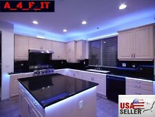 Kitchen Counter LED Under Cabinet Lighting Kit MULTI COLOR BRIGHT VIBRANT usa