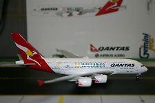 Gemini Jets 1:400 Qantas Airbus A380-800 VH-OQH 'Go Wallabies' (GJQFA1541)
